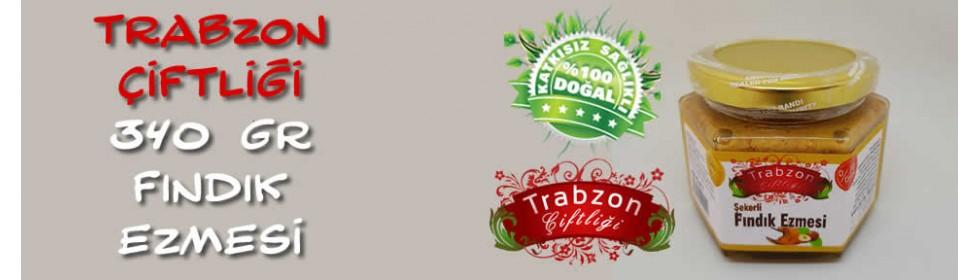 Trabzon Çiftliği 340 gr Fındık Ezmesi