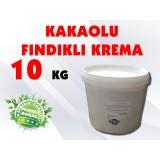 KAKAOLU FINDIKLI KREMA 10 KG