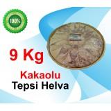 Kakaolu 9 kg Tepsi Helva