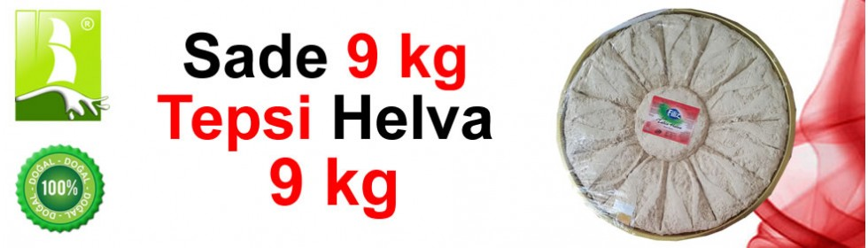 Filiz Helva Sade 9 kg