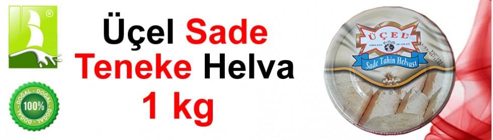 Üçel 1 kg Teneke Helva